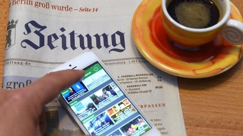 Studie: Meinungsmacht verlagert sich langsam aber sicher ins Netz
