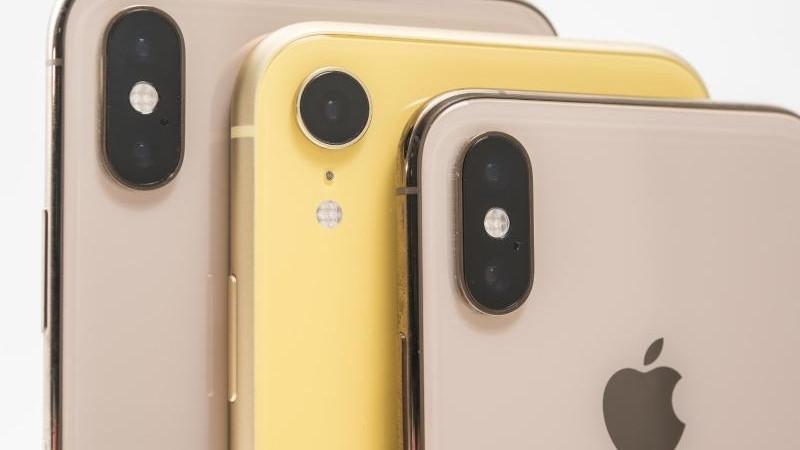 2020: Drei neue iPhones in neuen Formaten