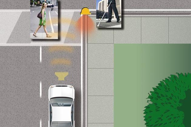 Langsame Elektroautos müssen in der EU Geräusche machen