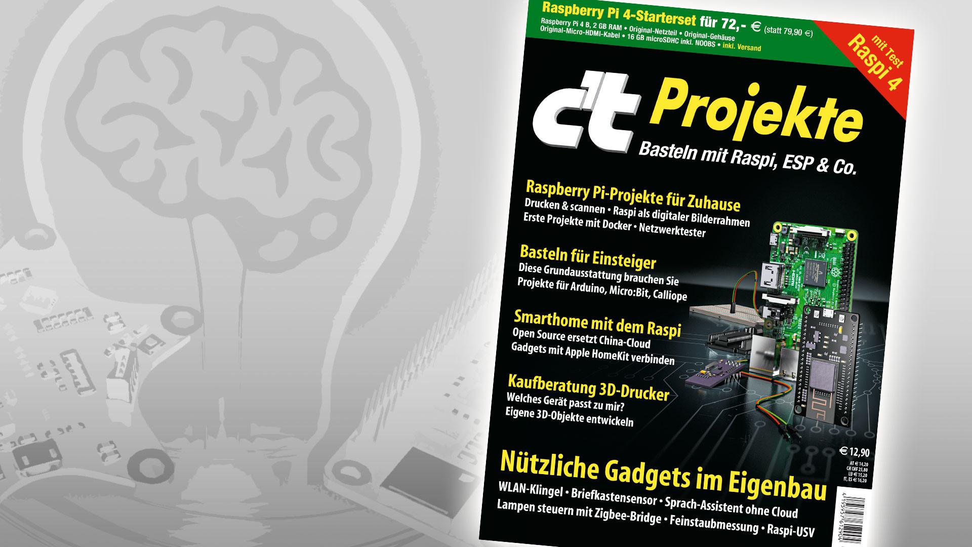 QnA VBage c't Projekte: Basteln mit Raspi, ESP und Co.