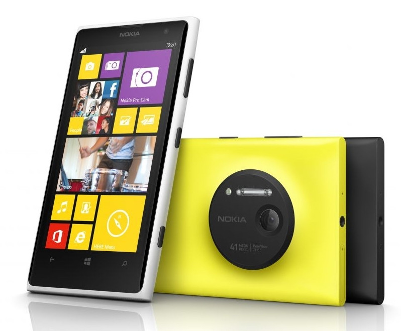 nokia pr sentiert 41 megapixel smartphone lumia 1020 heise online. Black Bedroom Furniture Sets. Home Design Ideas
