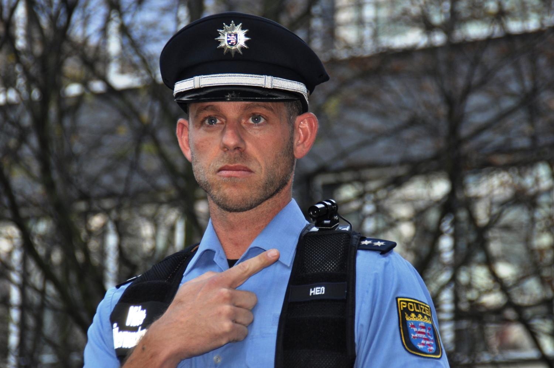 Hessen weitet Modellversuch mit Body-Cams für Polizisten aus