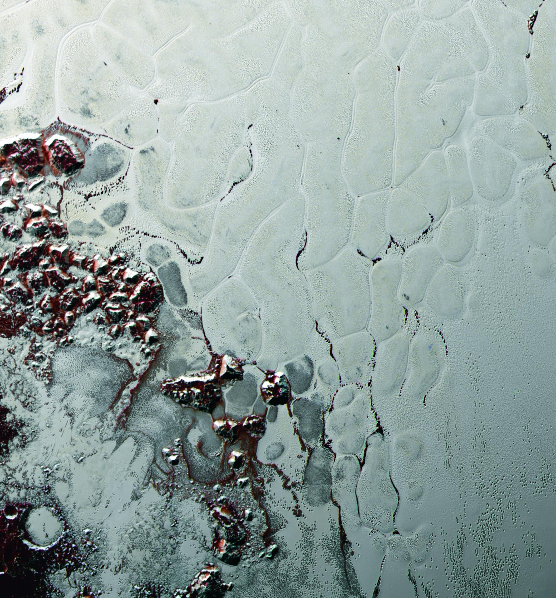 Pluto-Sonde New Horizons: Überraschend wenig kleine Objekte im Kuipergürtel