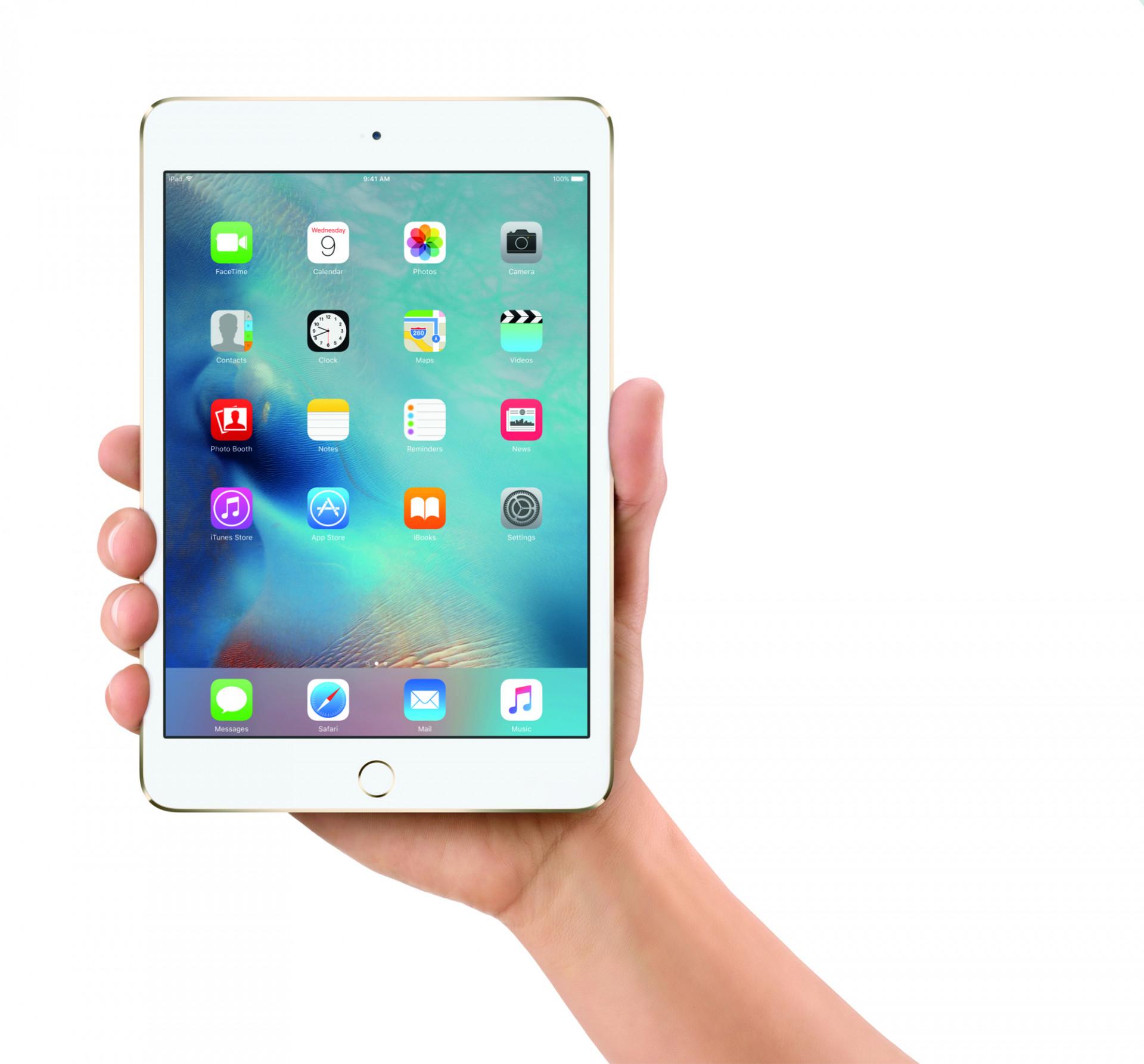 5 jahre ipad mini apples unerw nschtes tablet heise online. Black Bedroom Furniture Sets. Home Design Ideas