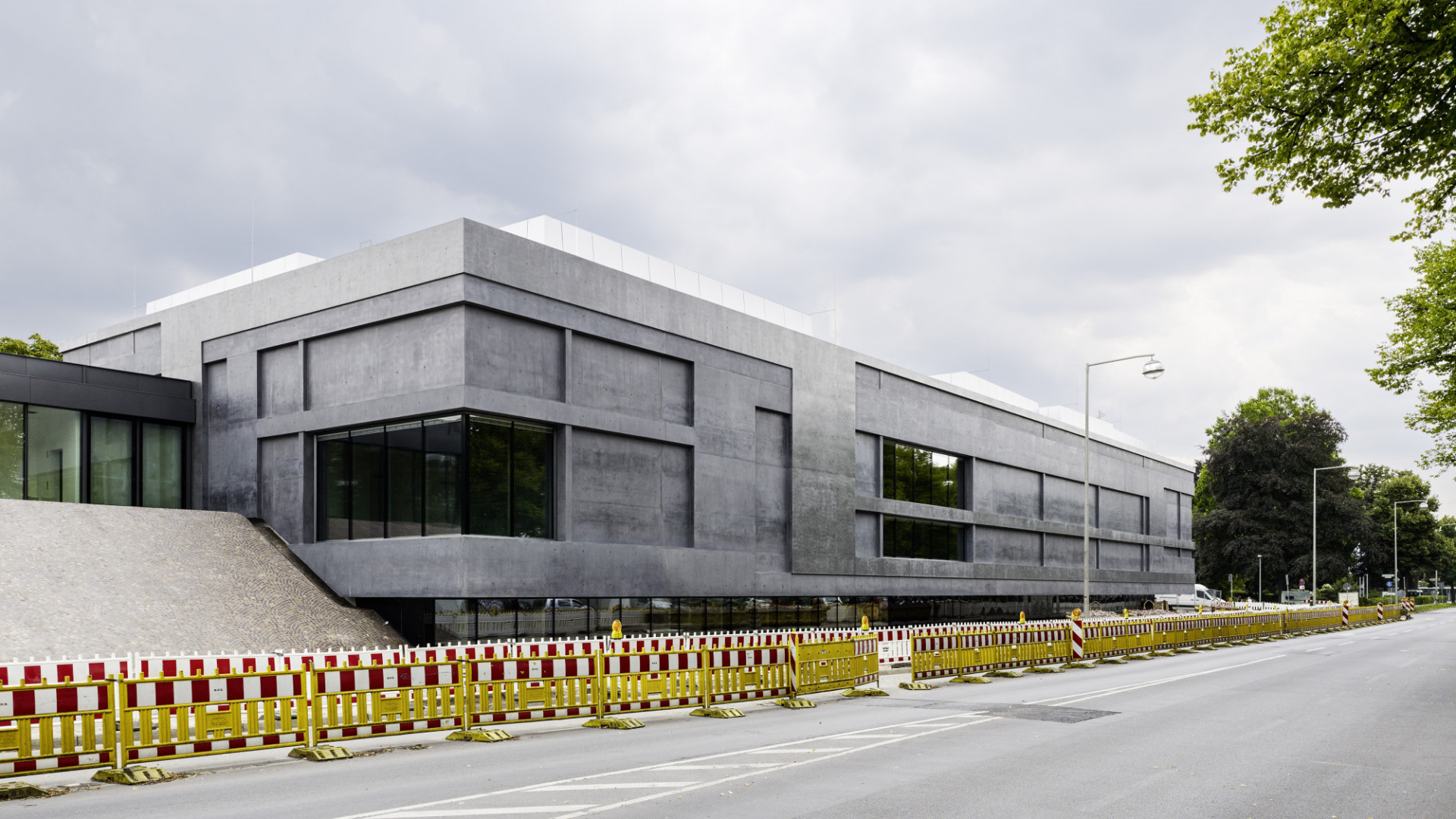 Architektur Test Online: Erweiterungsbau Des Sprengel Museums Hannover Schafft