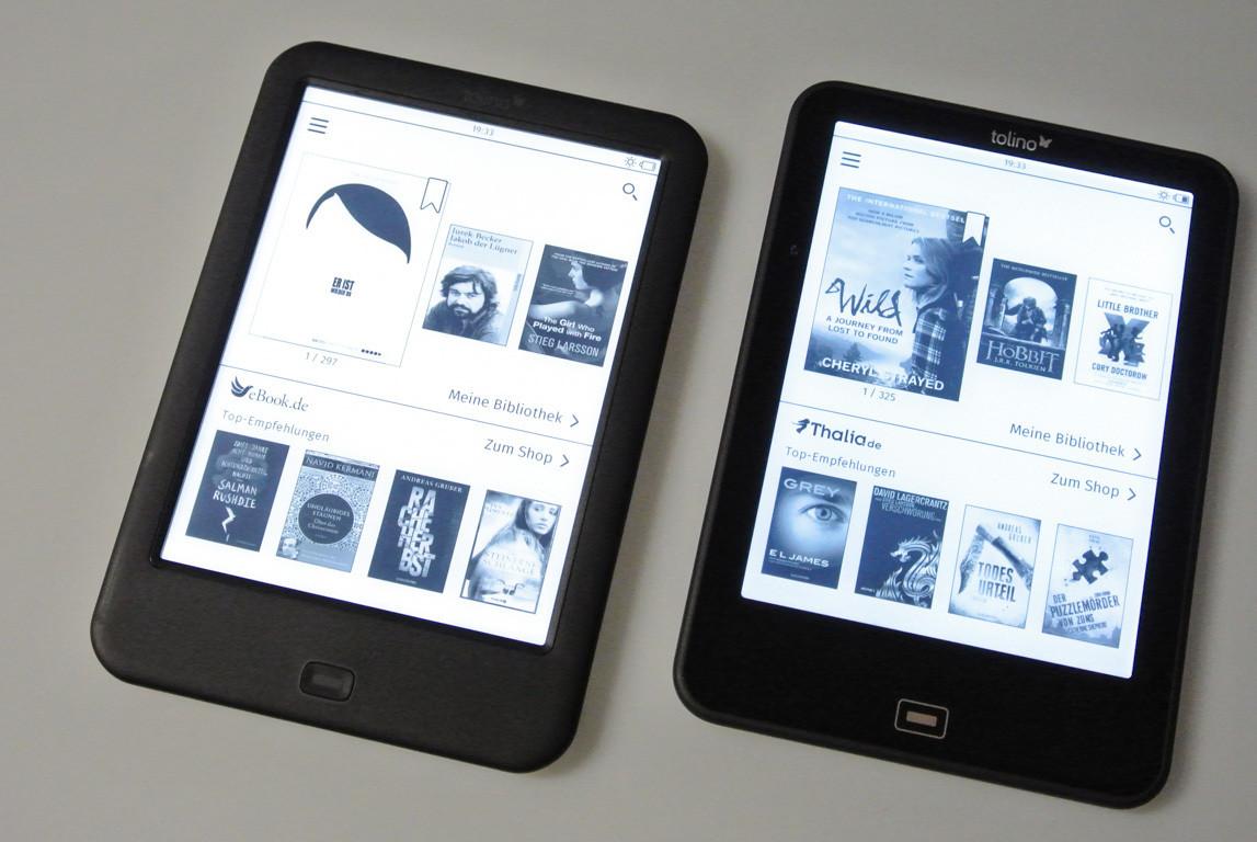 Ebook Reader Ohne Beleuchtung | Kindle Kobo Tolino Kaufberatung E Book Reader C T Magazin