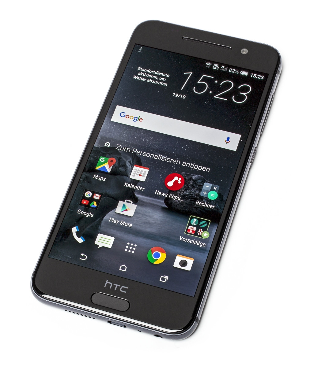 HTC One A9: HTC-Smartphone mit Android 6.0