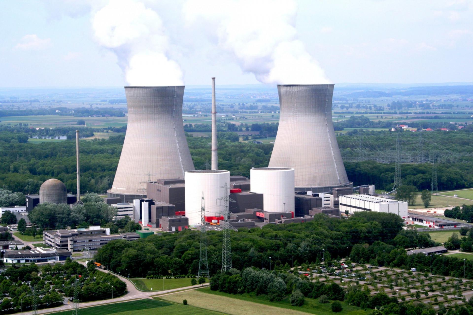 Winden Atomkraftwerk