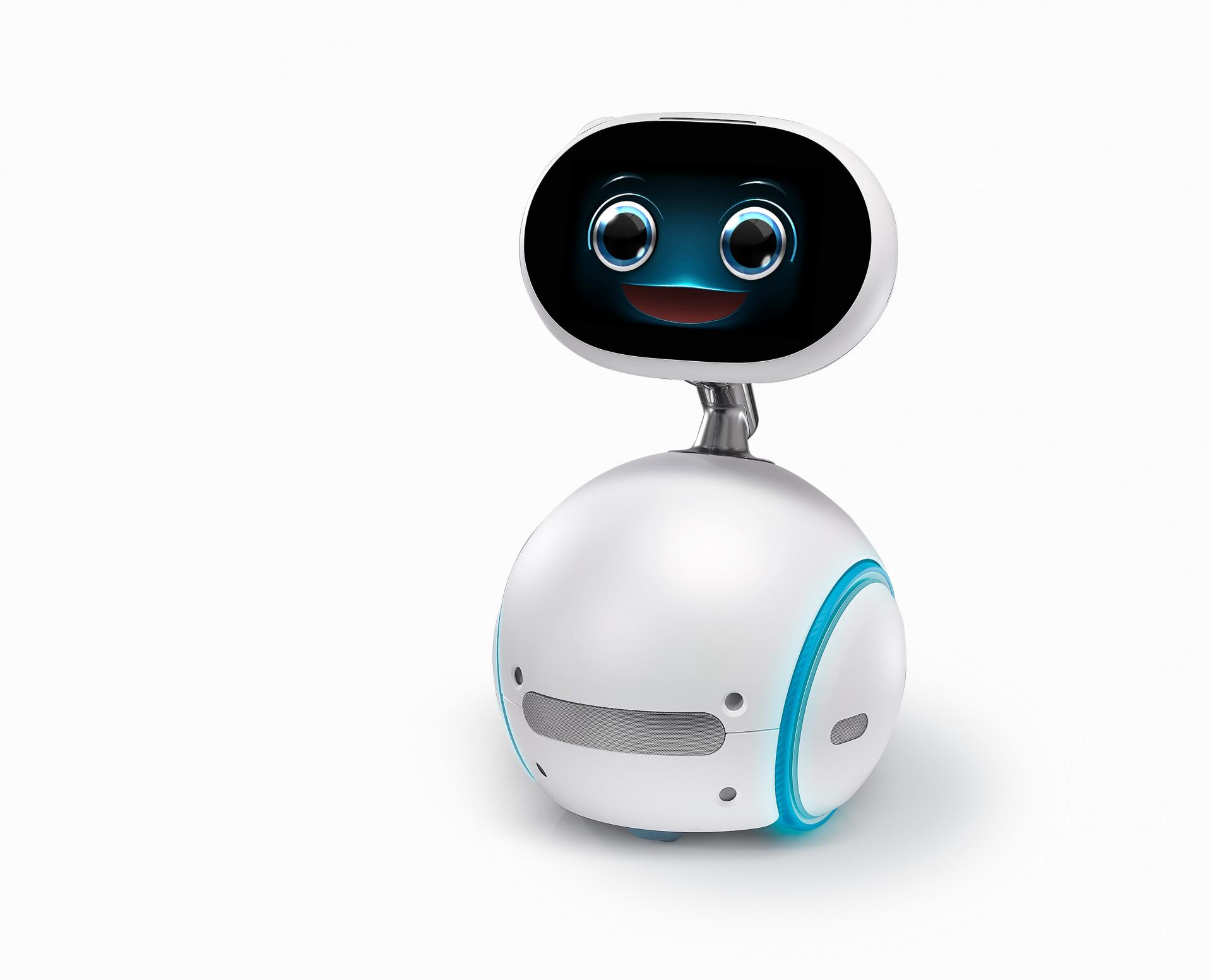 asus zenbo gro ugiger roboter als helfer und smart home zentrale heise online. Black Bedroom Furniture Sets. Home Design Ideas