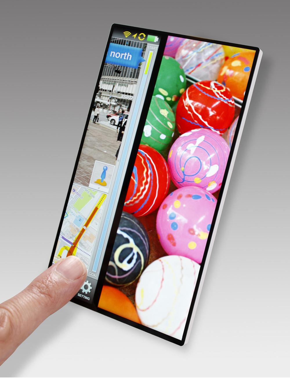 Fully Active Folate With Quatrefolic 400 Mcg: Full Active Flex: Biegsame Displays Mit LCD- Und OLED