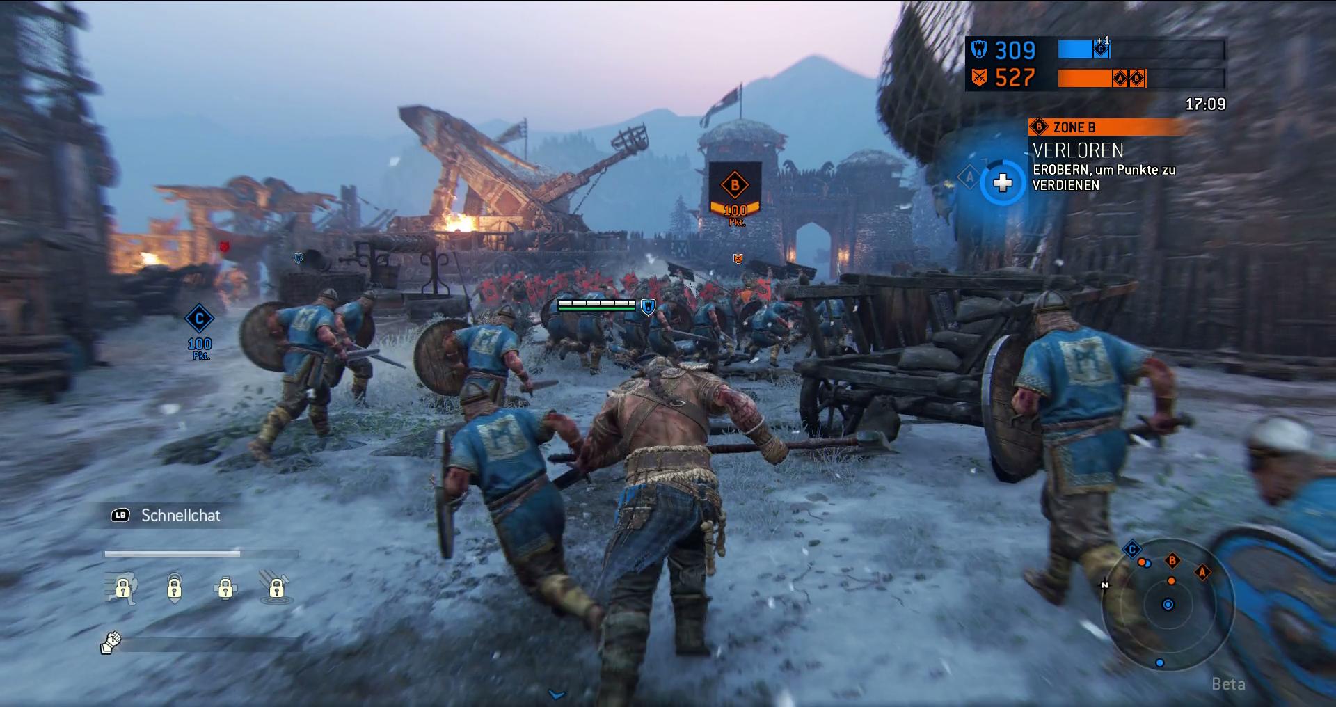 Spielekritik For Honor
