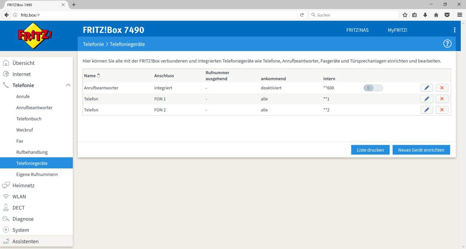 Gute Haken-Website-Benutzernamen