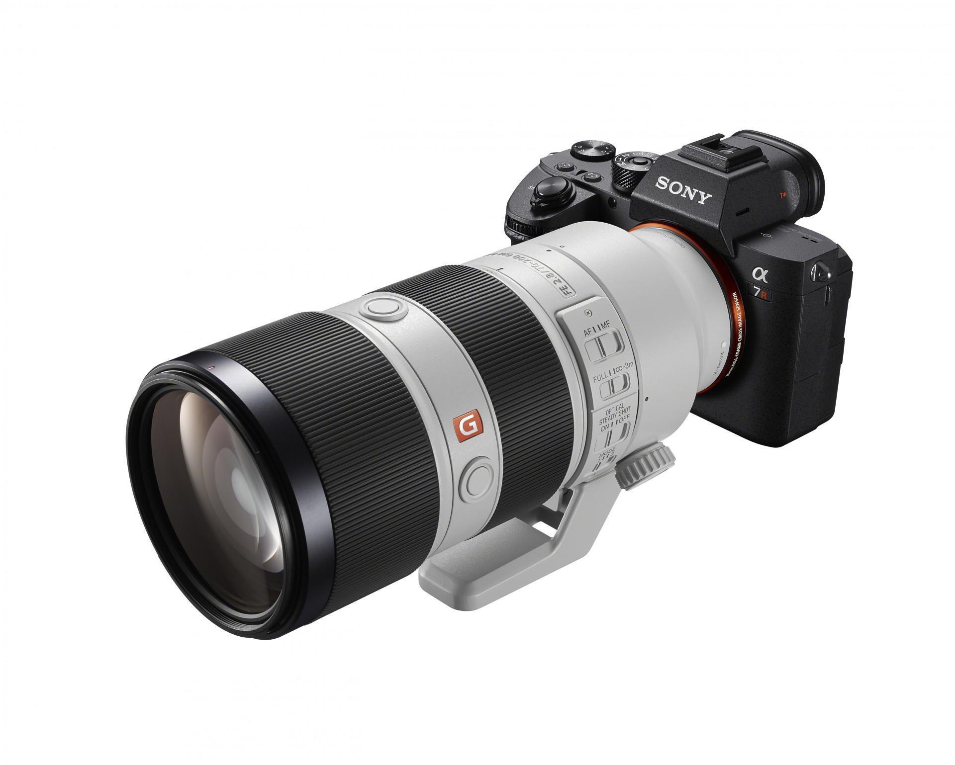 Sony Alpha 7R III schießt Fotos mit bis zu 10 Bildern pro Sekunde ...