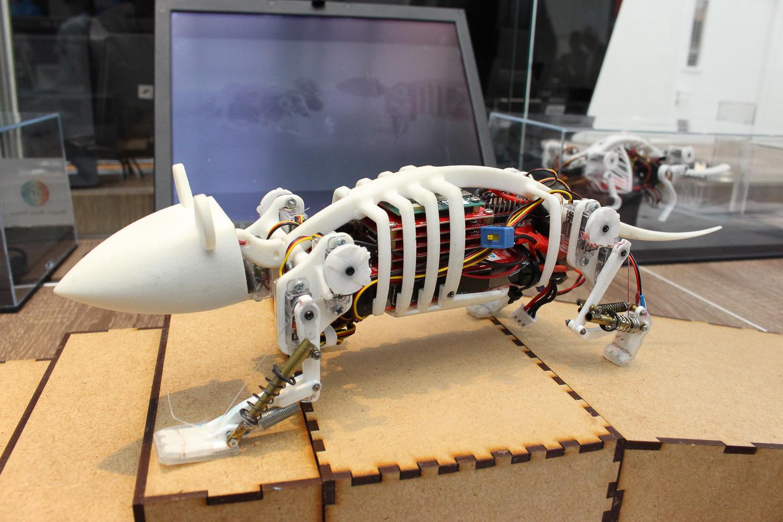 3d druck programmieren lernen und eine roboterband die. Black Bedroom Furniture Sets. Home Design Ideas