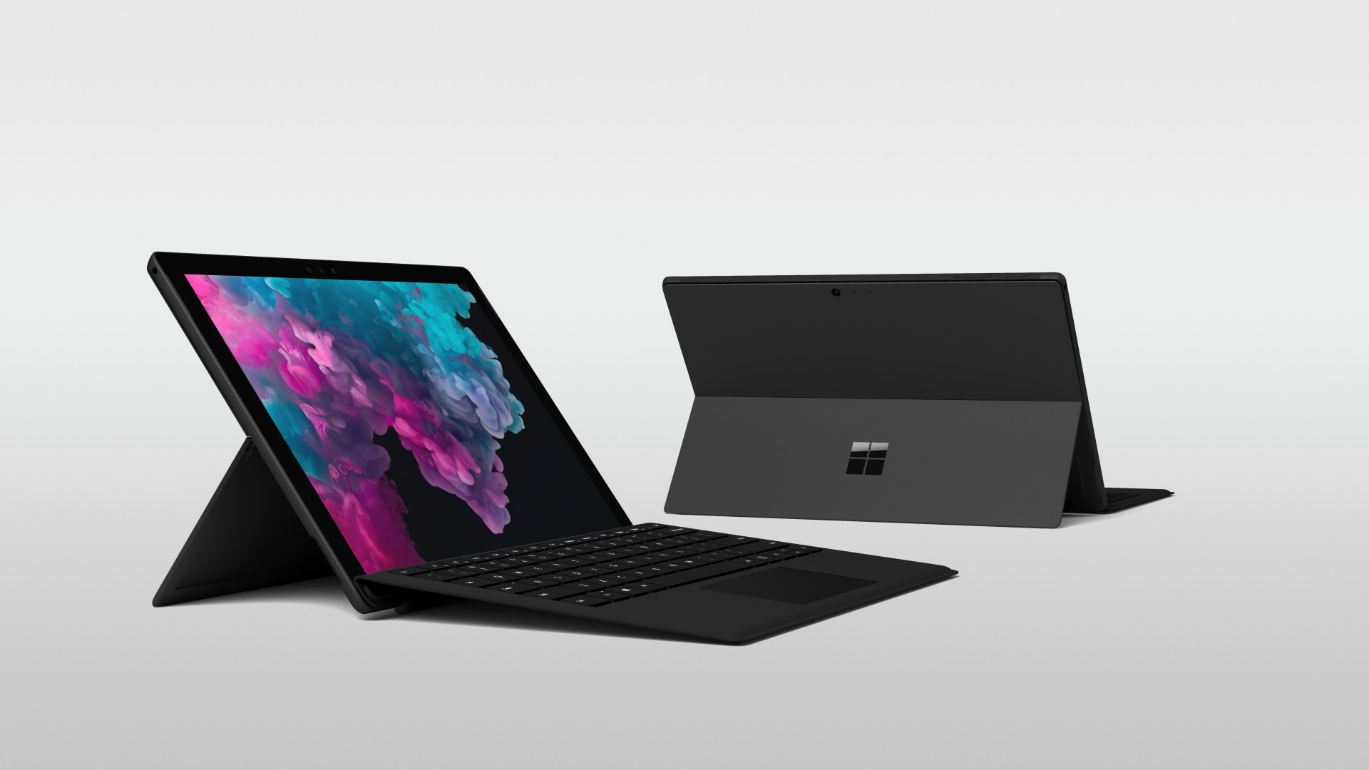 microsoft stellt kopfh rer vor surface pro 6 und laptop 2 mit quad core cpus heise online. Black Bedroom Furniture Sets. Home Design Ideas