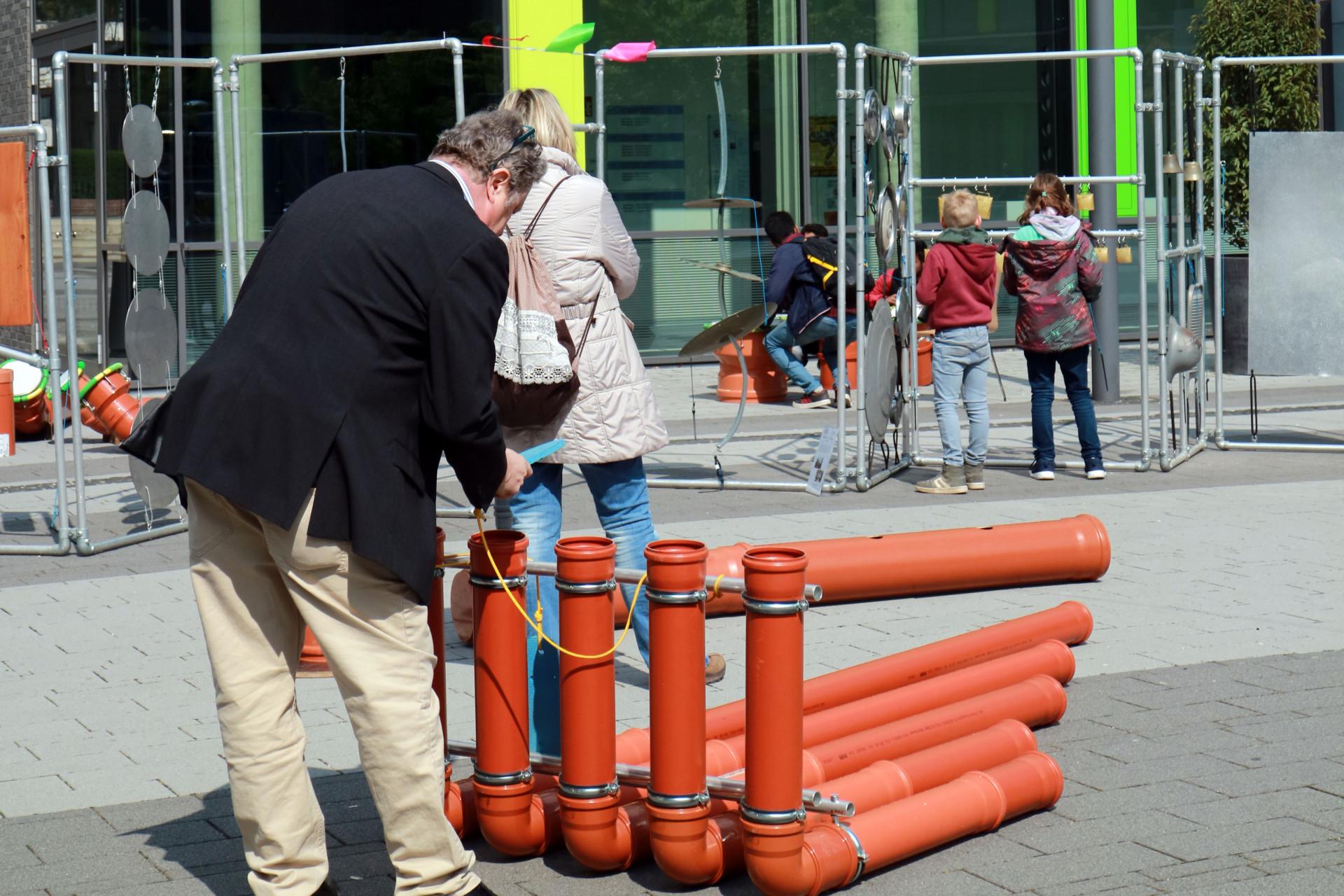 Mini Maker Faire Rhein-Waal: Ideen rund um Nachhaltigkeit