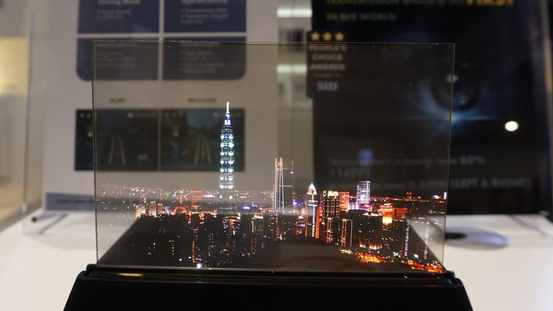 Display Week: 345.000 LEDs bringen Display zum Leuchten