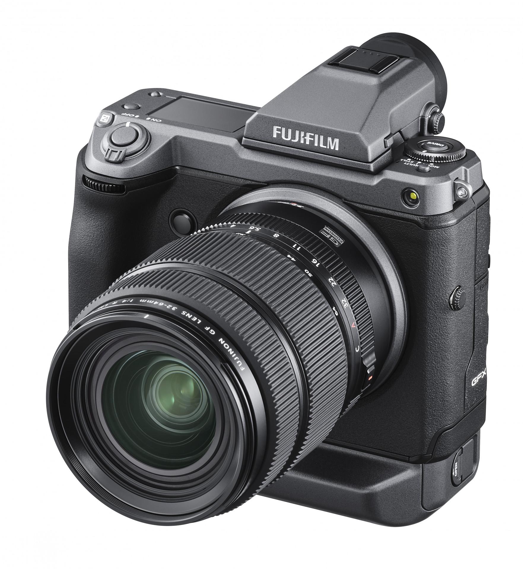 Fujifilms Mittelformatkamera GFX 100 bringt neuen Sensor und kommt im Sommer