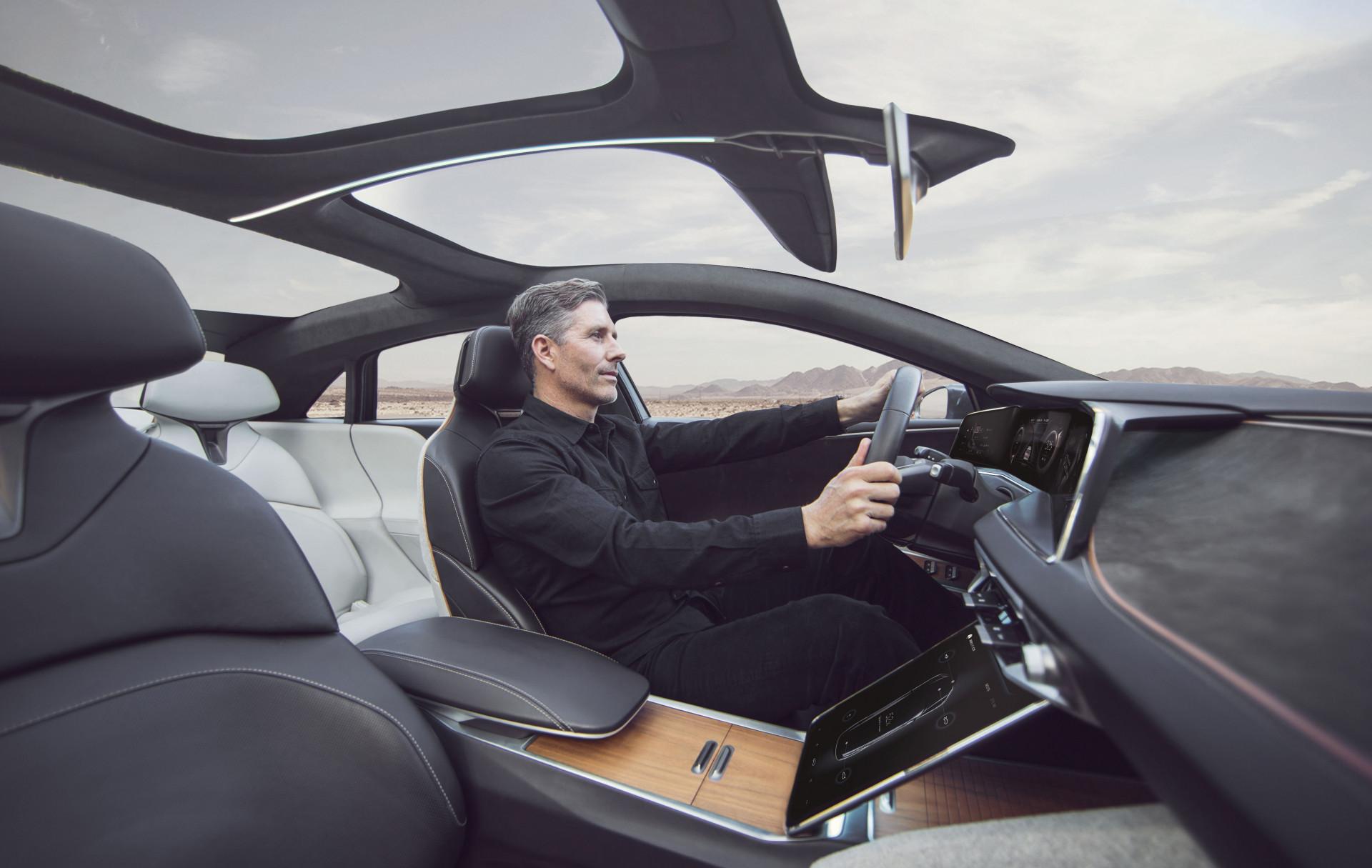 Elektroautos: Lucid Motors schnappt sich Ex-Tesla-Manager Peter Hochholdinger