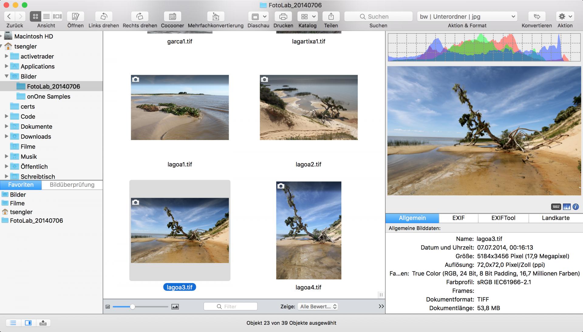 Bilder wandeln und bearbeiten mit GraphicConverter 9 | Mac & i