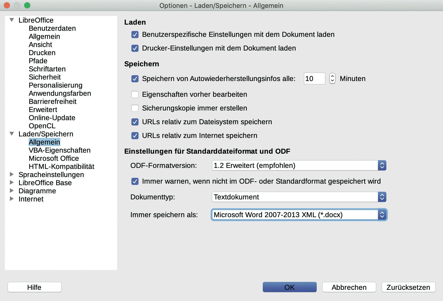 Docx-Dateien am Mac ohne Microsoft Word öffnen und ...