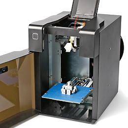 fdm 3d drucker im test up mini make. Black Bedroom Furniture Sets. Home Design Ideas