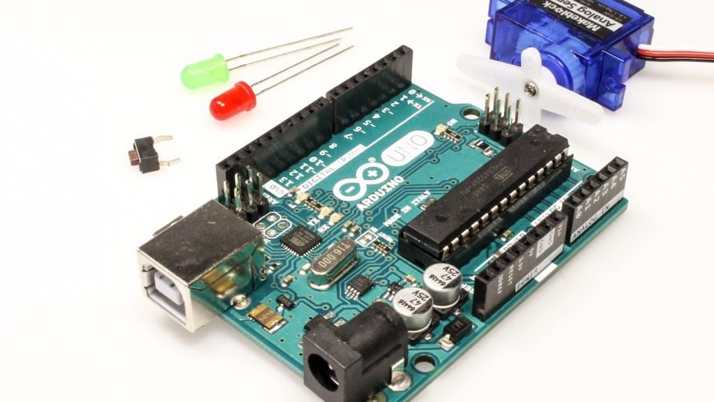 Starthilfe für die arduino ide make