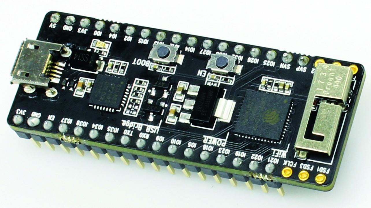 Esp boards mit der arduino ide programmieren make