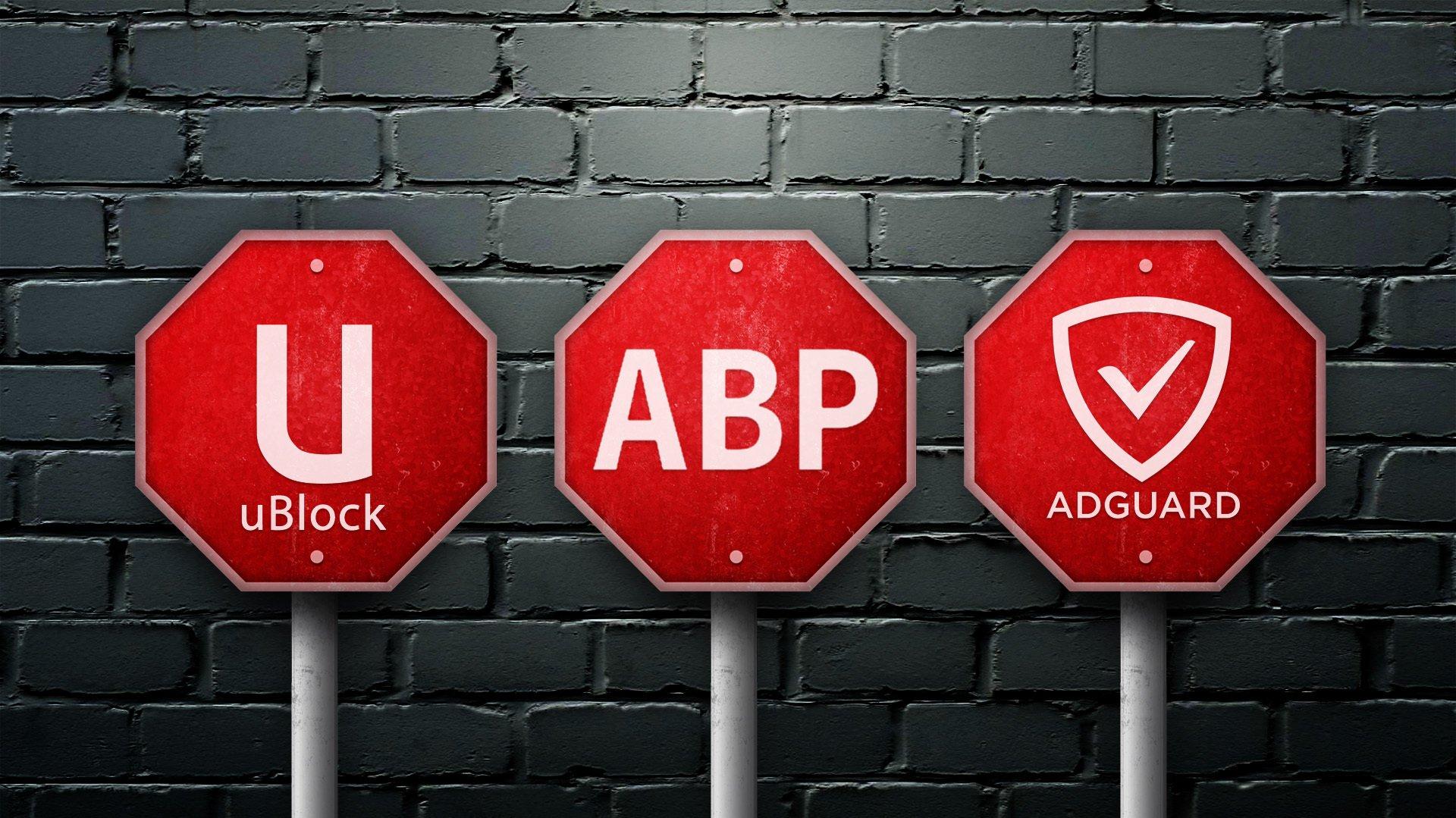 Adblocker - Werbung blockieren in Chrome und Firefox