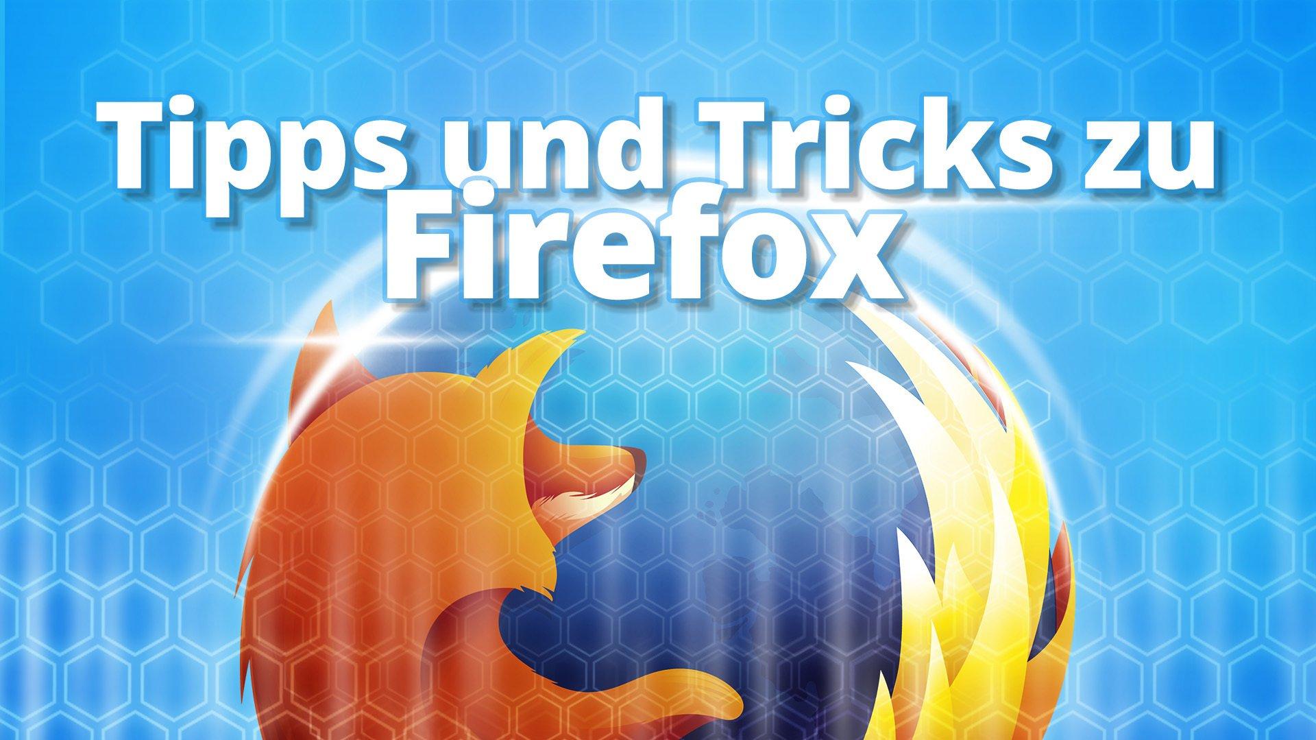 tipps und tricks zu firefox heise download. Black Bedroom Furniture Sets. Home Design Ideas