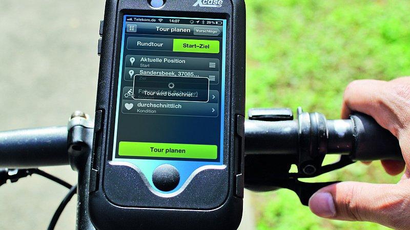 Entfernungsmesser Für Radtouren : Apps für die radtour heise download