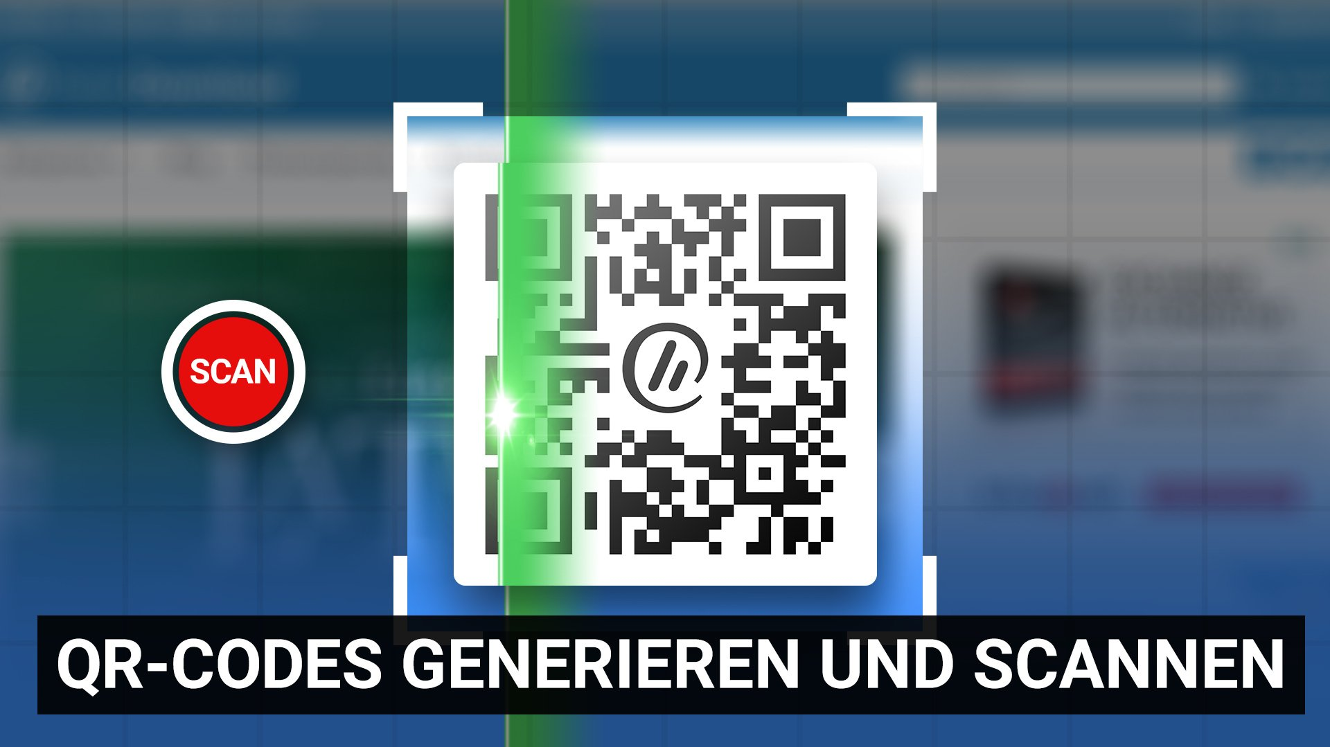 qr codes erstellen und scannen heise download. Black Bedroom Furniture Sets. Home Design Ideas