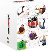 The Big Bang Theory Box (Season  1-7)