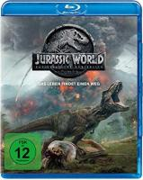 Jurassic World: Das gefallene Königreich (Blu-ray)