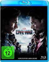 The First Avenger - Civil War (Blu-ray)