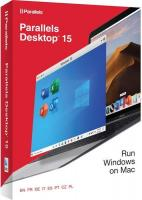 Parallels Parallels Desktop 15 (multilingual) (MAC) (PD15-BX1-EU)