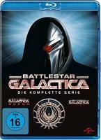 Battlestar Galactica - Komplettbox (Blu-ray)