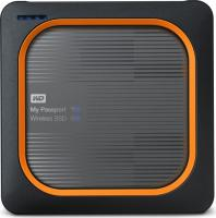 Western Digital WD My Passport Wireless SSD  1TB, USB 3.0 Micro-B/WLAN (WDBAMJ0010BGY)