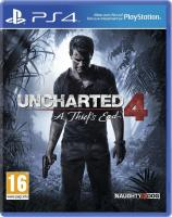 Uncharted 4: A Thief\'s End