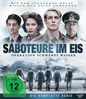 Saboteure im Eis - Operation Schweres Wasser (Blu-ray)