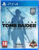 Rise of the Tomb Raider (deutsch) (PS4)