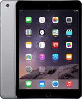 Apple iPad mini 3, 16GB, grau