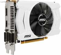 MSI GTX 950 2GD5 OC, GeForce GTX 950, 2GB GDDR5, 2x DVI, HDMI, DisplayPort (V809-1699R)