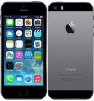 Apple iPhone 5S 16GB schwarz/grau