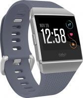 Fitbit Ionic GPS-Uhr blue grey/silver grey