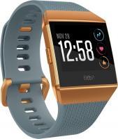 Fitbit Ionic GPS-Uhr slate blue/burnt orange