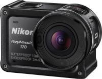 Nikon KeyMission 170 schwarz (VQA030E1)
