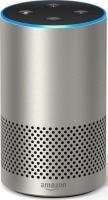 Amazon Echo 2. Generation silber (B0751YTXC3)