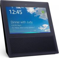 Amazon Echo Show, Zentrale schwarz