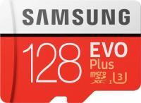 Samsung microSDXC EVO Plus (2017)  128GB Kit, UHS-I U3/Class 10 (MB-MC128GA/EU)
